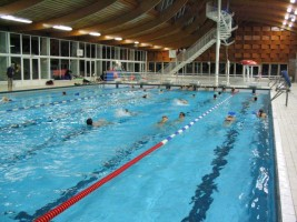 Natation sport loisir for Piscine vallier