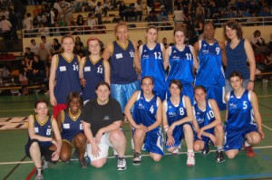 Coupe de france des iut 2009 basketball f minin - Finale coupe de france basket feminin ...